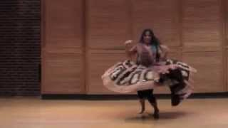Bollywood Dance Solo - Nagada Sang Dhol