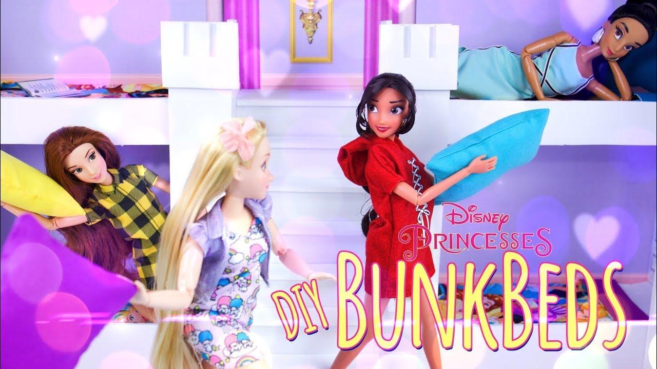 Diy How To Make Disney Princess Bunkbeds Inspired By Ralph Breaks