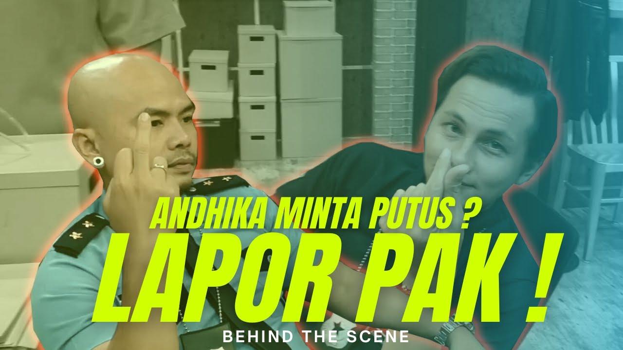 ANDHIKA PRATAMA MUTUSIN KIKY ? WENDY CAGUR MARAH !  ( BTS Lapor Pak ! )