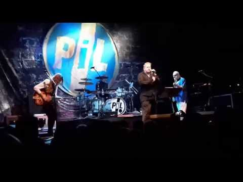 PiL live at The Ironworks, Inverness 11/06/2016  'Albatross'