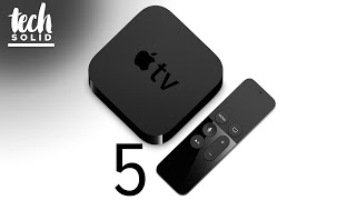 5th Generation Apple TV In Development
