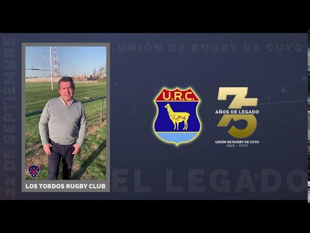 URC 75 AÑOS DE LEGADO - SALUDOS LOS TORDOS RC