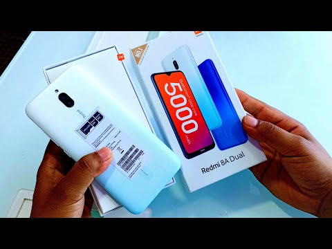 Redmi 8A Dual Sky White Unboxing 🔥🔥🔥 & Review !! Realme 8A Dual Price , Features & many more 🔥🔥