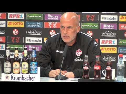Fortuna TV - Die PK nach der Partie gegen den 1. FC Kaiserslautern
