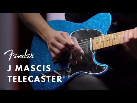 Exploring the J Mascis Telecaster | Artist Signature Series | Fender