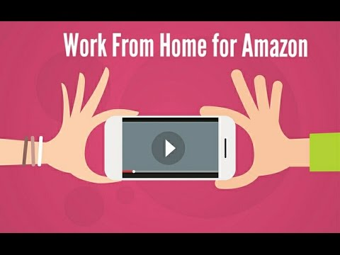 work from home with amazon amazon work from home jobs youtube 2468