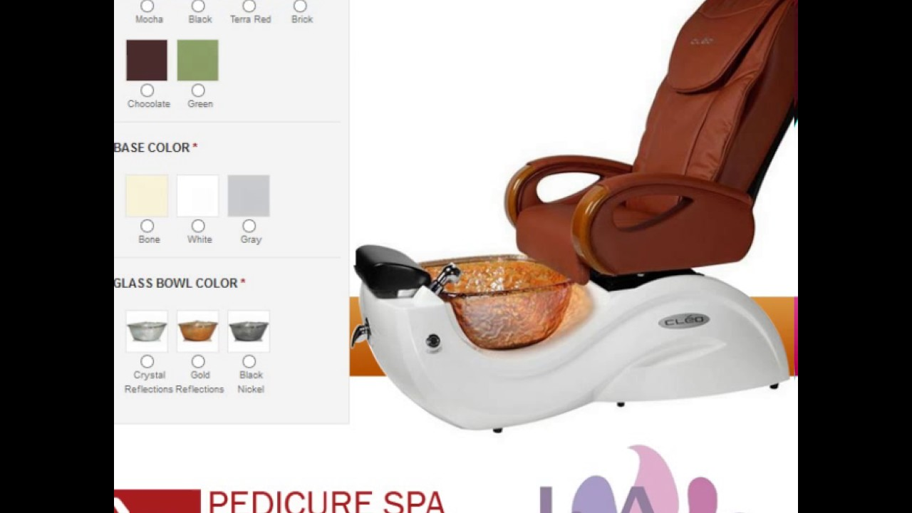 European Touch Pedicure Chair 888 237 5168 Cleo Gx Pedicure Chair By Pedicure Spa Superstore