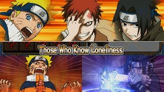 Naruto Ultimate Ninja Heroes Walkthrough Part 3 - The Legendary Sannin Hard Difficulty 1080p