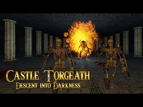 Castle Torgeath: Descent Into Darkness - Some Spooky Old Dungeon Stuff