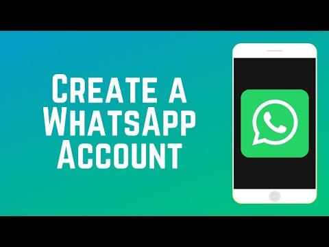 How to Create a WhatsApp Account