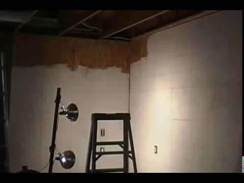 Garage Makeover Walls