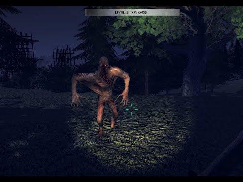 Abandoned Island Open World (WebGL) - 8 Minutes Of Alpha Gameplay