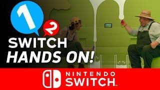 1-2 Switch - Is It a Good Icebreaker?