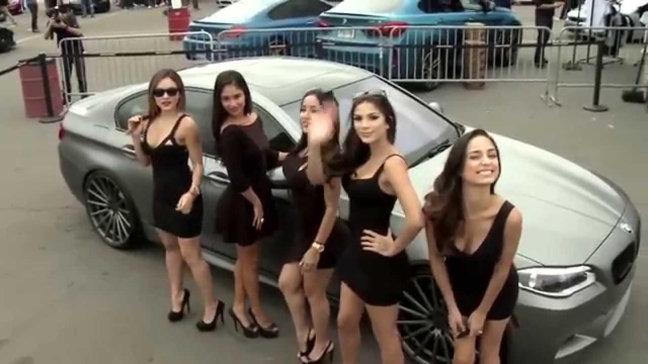 Bimmerfest Part BMW Wheels And Car Show Models In Fontana - Bmw car show