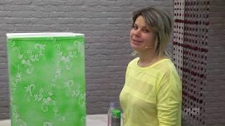 Как обновить холодильник Мастер класс Оксана Перова