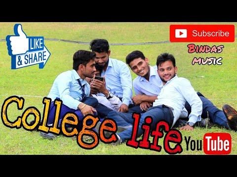 College life comedy video by bindas music (amjad)