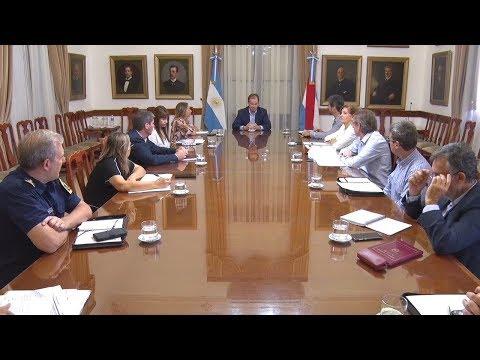 Este martes, Bordet anunciará medidas de acompañamiento a los sectores afectados por la cuarentena