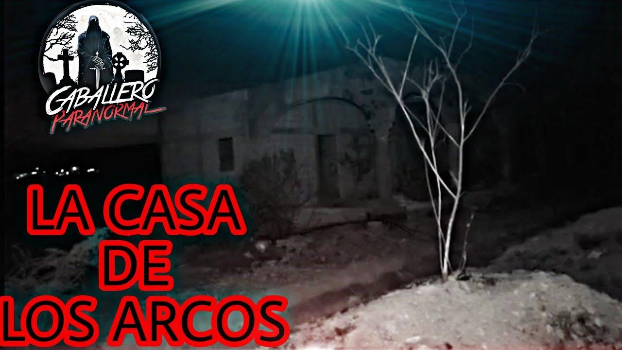 LA CASA DE LOS ARCOS