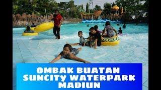 Video keseruan berenang anak di pantai buatan di sun city waterpark, marsya dan syakia download MP3, 3GP, MP4, WEBM, AVI, FLV Agustus 2018