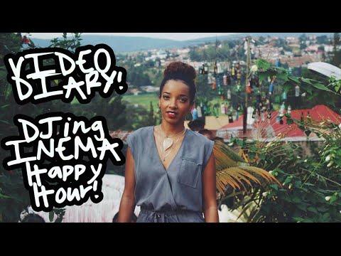 Video Diary! Happy Hour DJ Set!