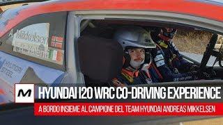 Hyundai i20 WRC Co-driving Experience | Rally Italia Sardegna 2019 con Andreas Mikkelsen