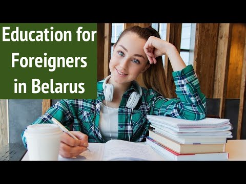 Education for Foreigners in Belarus