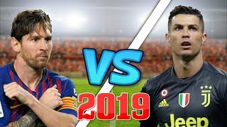 Cristiano Ronaldo vs Lionel Messi | Havana vs You're not Alone | Skills and Goals | 2019 | HD