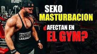 Sexo en el gym