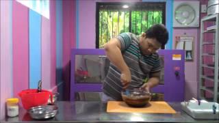 Chocolat Noir & Raspberry Chewy Fudge Brownies