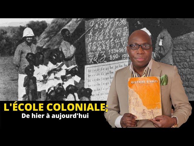 Dr JFA: L'école coloniale dans les pays Noirs