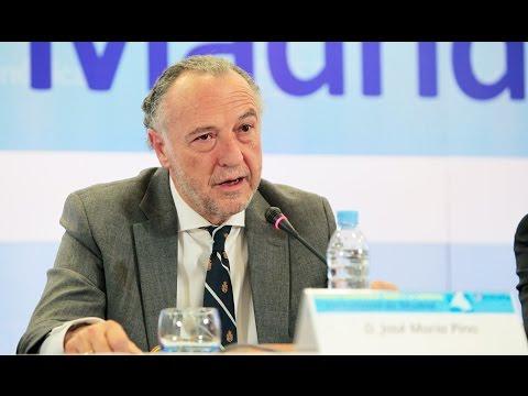 Discurso de Jose Maria Pino en los III Premios de la Sanidad de la Comunidad de Madrid I