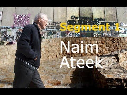 Naim Ateek: Sharing God's Land, a Biblical View. Part 1