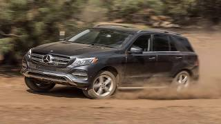 2016 MERCEDES-BENZ GLE300D, GLE400, GLE550E - FIRST TEST REVIEW #Techno_HDFr