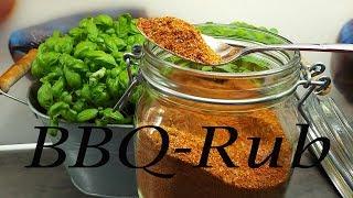 Thermomix® TM5   BBQ Rub & Fleisch einlegen zum grillen