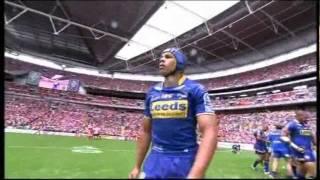 2011 Challenge Cup Final: Leeds 18 vs Wigan 28