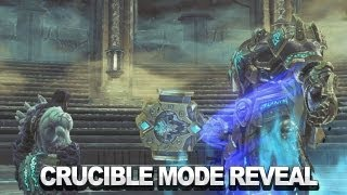 Darksiders 2 Gameplay - Challenge the Crucible