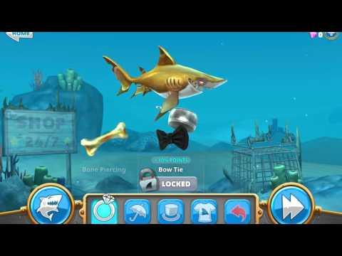 Hungry Shark World: обзор игры для Android