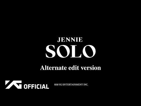 JENNIE - 'SOLO' CHOREOGRAPHY ALTERNATE EDITED VERSION
