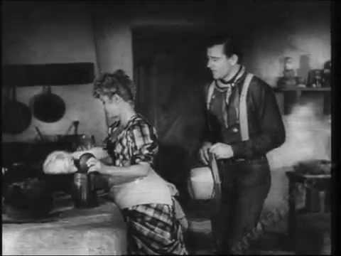 OMBRE ROSSE (1939) - Trailer Italiano