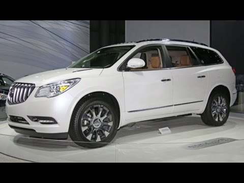 Buick Enclave Reviews - Buick Enclave Price, Photos, and Specs ...