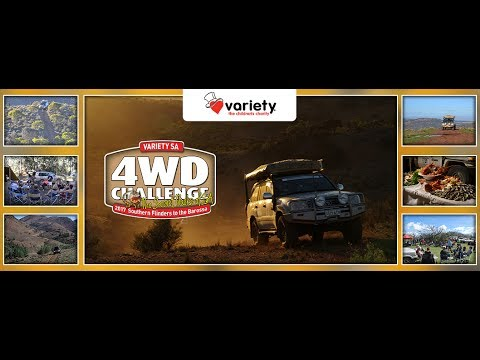 2017 Variety 4WD Challenge   The Secret Tracks Of SA
