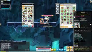 Maplestory [REBOOT] Hero/Paladin Equipment