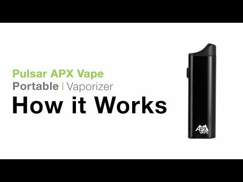 Pulsar APX Vape Tutorial – TVAPE