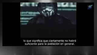 EL NUEVO MENSAJE DE ANONIMUS COMPLETO YouTube Videos