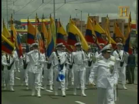 Terrorismo en Colombia (Documental History Channel)