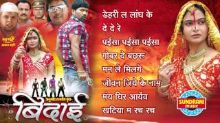 Bidaai - Super Hit Chhattisgarhi Movie - Full Song - Juke Box - Santosh Sarthi - Shobhita