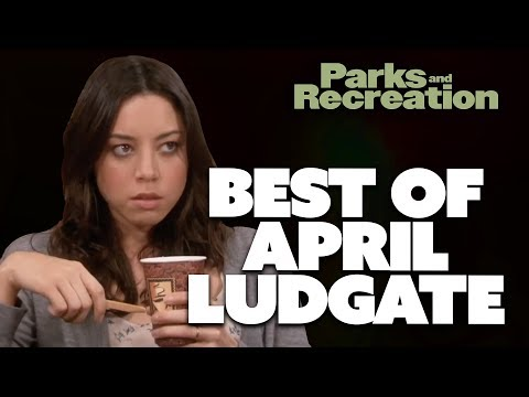Best of April Ludgate   Parks and Recreation   Comedy Bites
