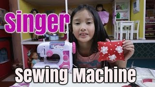Greatest Sewing Machine for Kids!