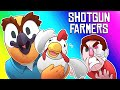 Shotgun Farmers Funny Moments - Terroriser Hates This Game!