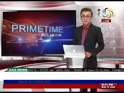 Impact News Manipuri 02 June 2018